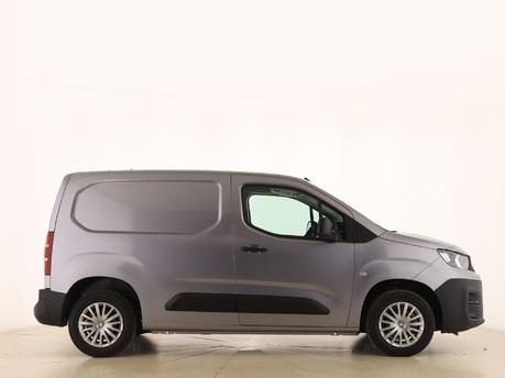 Peugeot Partner Standard 650 1.5 BlueHDi 75 Professional Van 4
