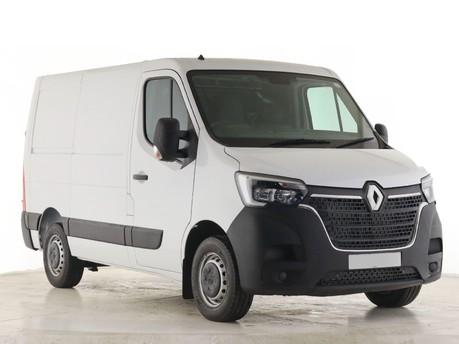 Renault Master SL28dCi 135 Business Low Roof Van