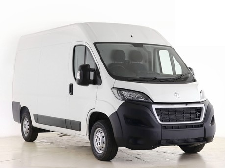 Peugeot Boxer 2.2 BlueHDi H2 Professional Van 140ps