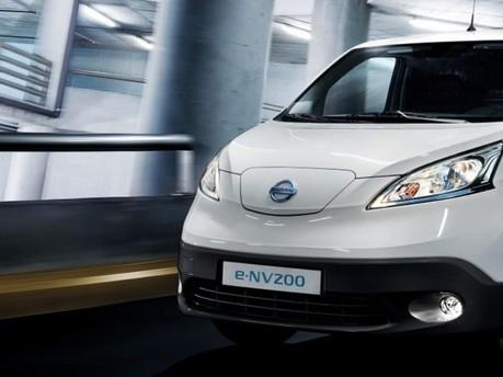 Why Choose An Electric Van?