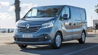 The Brand New Renault Trafic