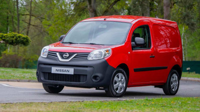 The New Nissan NV250