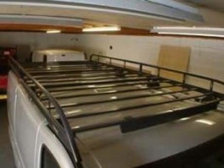 Gallery racks, roof bars & ladders