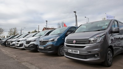 How To Purchase a Van Online at Loads Of Vans