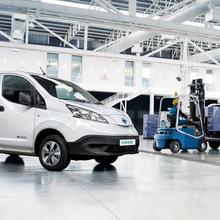 New Nissan Vans