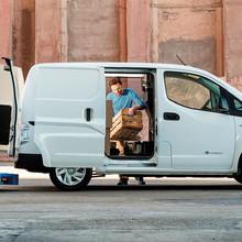New Nissan Vans 2