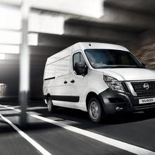 New Nissan Vans 4