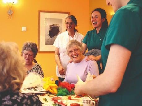 Skanda Vale Hospice: The greatest gift