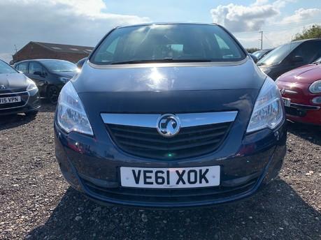Vauxhall Meriva EXCLUSIV CDTI 4