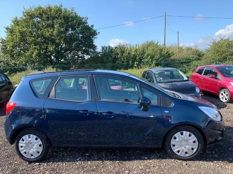Vauxhall Meriva EXCLUSIV CDTI 5