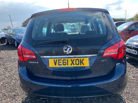 Vauxhall Meriva EXCLUSIV CDTI 9