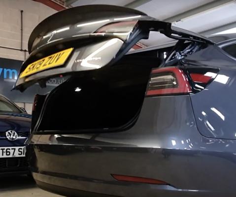 Power Tailgate For Model 3
