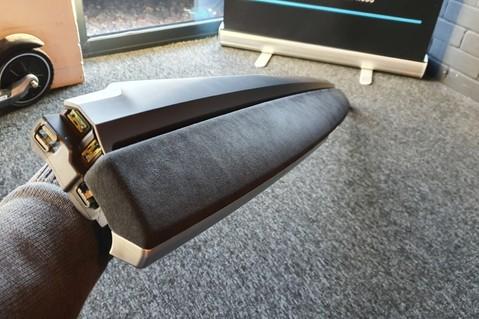 Alcantara Dashboard and Door Trims for Model 3 7