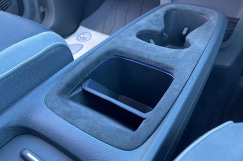 Volkswagen ID.3 Alcantara Centre Console 2