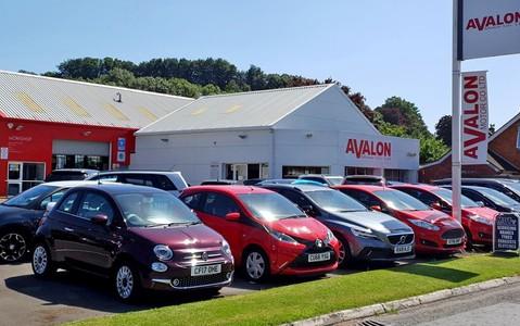 Work With Avalon