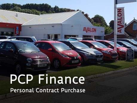 Personal Contract Purchase (PCP)