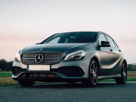 Avalon's Star Car: Mercedes-Benz A Class