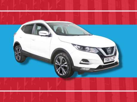 Nissan Qashqai Confirmed as the UK's Best-Selling Crossover