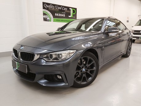 BMW 4 Series Gran Coupe 430I M SPORT GRAN COUPE
