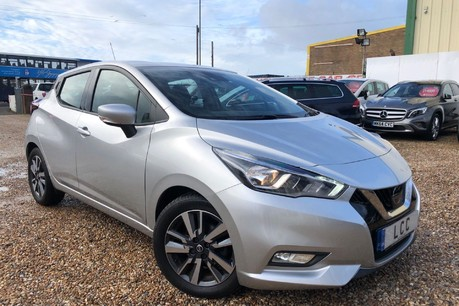Nissan Micra IG-T ACENTA LIMITED EDITION APPLE PLAY