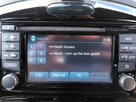 Nissan Juke N-CONNECTA DIG-T 8