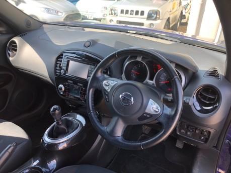 Nissan Juke N-CONNECTA DIG-T 4