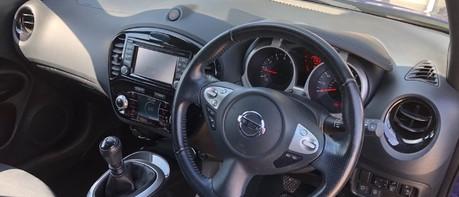 Nissan Juke N-CONNECTA DIG-T 1