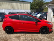 Ford Fiesta 1.0 EcoBoost Zetec S Red Edition (s/s) 3dr 4