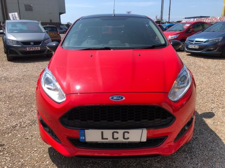 Ford Fiesta 1.0 EcoBoost Zetec S Red Edition (s/s) 3dr 16