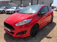 Ford Fiesta 1.0 EcoBoost Zetec S Red Edition (s/s) 3dr 18