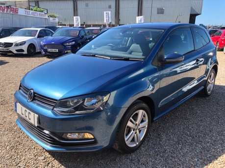 Volkswagen Polo MATCH EDITION 12
