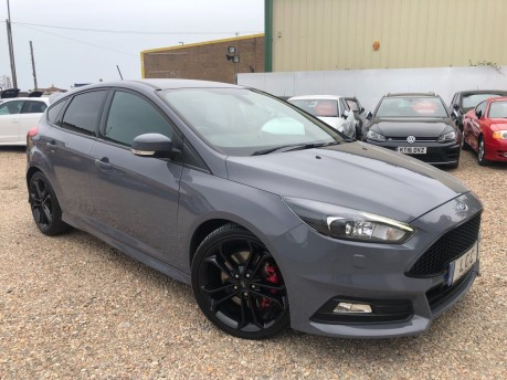 Ford Focus ST-3 TDCI WITH LEATHER AND SAT NAV 1