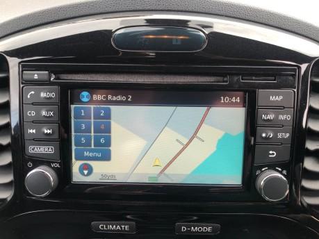 Nissan Juke N-CONNECTA DIG-T SAT NAV REVERSING CAMERA 6