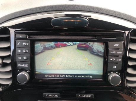 Nissan Juke N-CONNECTA DIG-T SAT NAV REVERSING CAMERA 7