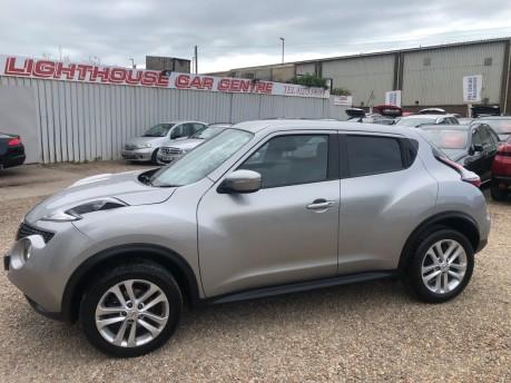 Nissan Juke N-CONNECTA DIG-T SAT NAV REVERSING CAMERA 17