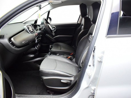 Fiat 500X 1.4 MULTIAIR CROSS 5d 140 BHP CRUISE CONTROL-DUAL CLIMATE AIR CON 9