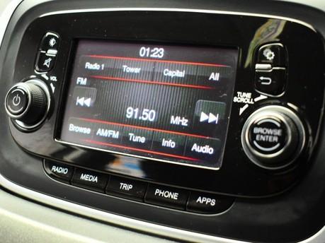 Fiat 500X 1.4 MULTIAIR CROSS 5d 140 BHP CRUISE CONTROL-DUAL CLIMATE AIR CON 13