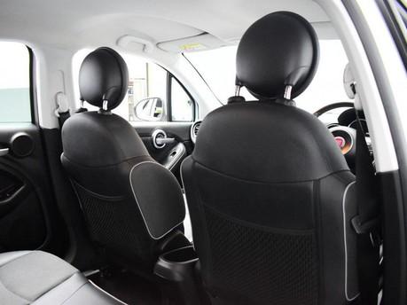 Fiat 500X 1.4 MULTIAIR CROSS 5d 140 BHP CRUISE CONTROL-DUAL CLIMATE AIR CON 17
