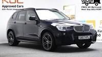 BMW X3 3.0 XDRIVE30D M SPORT 5d 255 BHP Harmon Kardon Sound - Satnav 1