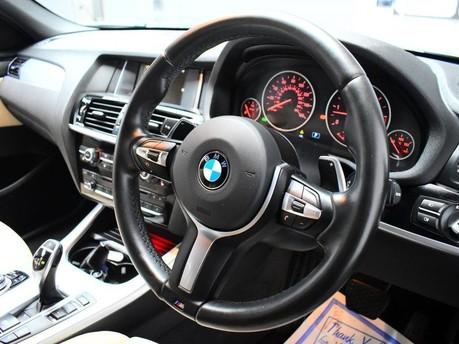 BMW X3 3.0 XDRIVE30D M SPORT 5d 255 BHP Harmon Kardon Sound - Satnav 2