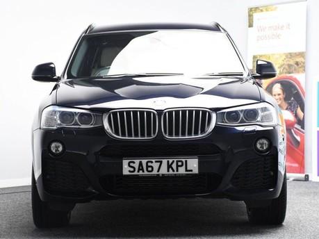 BMW X3 3.0 XDRIVE30D M SPORT 5d 255 BHP Harmon Kardon Sound - Satnav 4