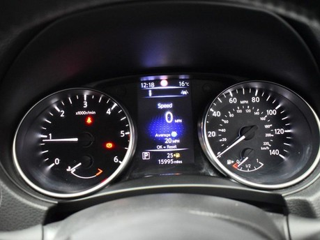 Nissan Qashqai 1.6 N-CONNECTA DCI XTRONIC 5d 128 BHP 17