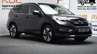 Honda CR-V 1.6 I-DTEC EX 5d 158 BHP ****PANORAMIC SUNROOF**** 1