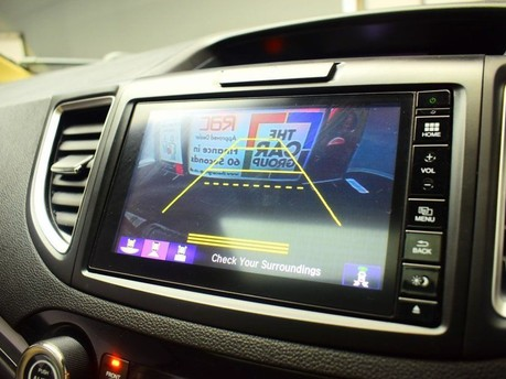 Honda CR-V 1.6 I-DTEC EX 5d 158 BHP ****PANORAMIC SUNROOF**** 16