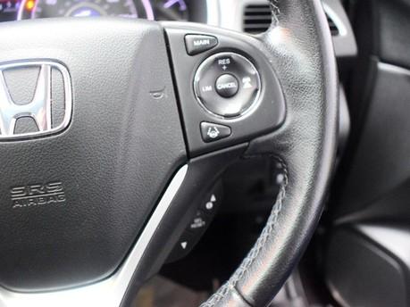 Honda CR-V 1.6 I-DTEC EX 5d 158 BHP ****PANORAMIC SUNROOF**** 21