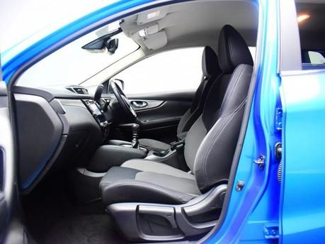 Nissan Qashqai 1.2 N-CONNECTA DIG-T 5d 113 BHP Satnav - DAB Radio - Bluetooth 14