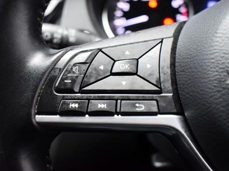 Nissan Qashqai 1.2 N-CONNECTA DIG-T 5d 113 BHP Satnav - DAB Radio - Bluetooth 20