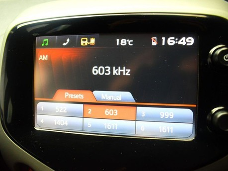Citroen C1 1.2 PURETECH FEEL 5d 82 BHP DAB Radio - Touchscreen Multimedia 3