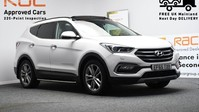Hyundai Santa Fe 2.2 CRDI PREMIUM SE BLUE DRIVE 5d 197 BHP 1