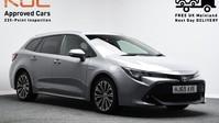 Toyota Corolla 2.0 VVT-I DESIGN 5d 177 BHP Driver Assist - Satnav - DAB Radio 1